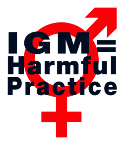 Intersex Genital Mutilations =