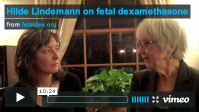 Hilde Lindemann on fetal dexamethasone